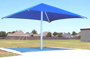 large umbrella shade